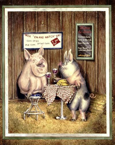 Wine, Dine & Swine
