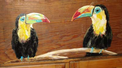 Toucans